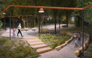 Architekci pokazali, jak połączyć górne i dolne Oksywie