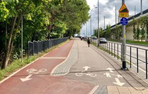 Są oferty w przetargu na drogę rowerową przy PKM Kiełpinek
