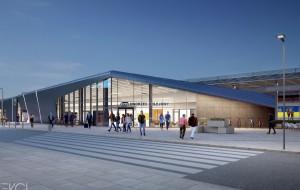 Dworzec we Wrzeszczu w nowej odsłonie. Jest przetarg na przebudowę