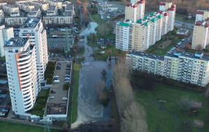 Awaria wodociągu w Gdańsku. Naprawa trwała kilka godzin
