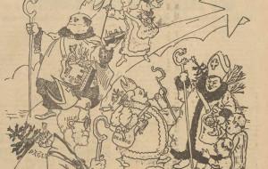 Opowieść wigilijna 1935. Śnieg, mróz i cuda