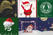 Świąteczne kartki i wideo - życzenia od sportowców