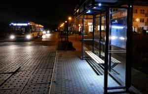 Nowe wiaty solarne w Gdyni