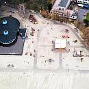 Gdynia: nowe kładki na plaży Śródmieście za 1,3 mln zł