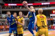 Asseco Arka Gdynia - Trefl Sopot. Pierwsze derby koszykarzy bez kibiców