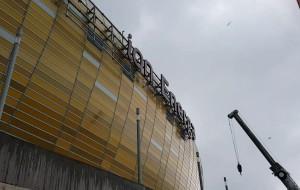 Stadion w Letnicy: bez sponsora, za to z przedszkolem