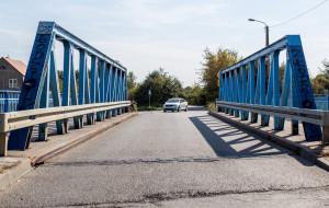 Kładka i most na Olszynce do przebudowy