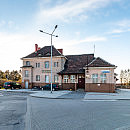 Nowe oblicze stacji w Osowej: duża pętla autobusowa i parking rowerowy