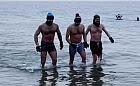 Morsy powitały Nowy Rok w Jelitkowie i w Gdyni