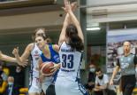 Basket Bydgoszcz - VBW Arka Gdynia 64:68. Wygrana koszykarek na koniec roku