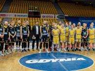 Asseco Arka Gdynia - Trefl Sopot 71:100 w koszykarskich derbach Trójmiasta