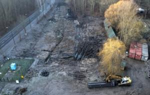 Ruszają prace przy Jaśkowej Dolinie. Zbiornik będzie gotowy za rok