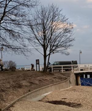 Dwa ciała wyłowione w Gdyni
