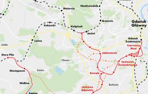 Rośnie szansa na trasę kolejową PKM Południe