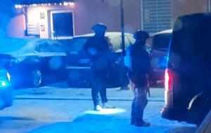 Akcja kontrterrorystów w Osowej