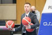 GTK Gliwice - Asseco Arka Gdynia. Piotr Blechacz: Utrzymać się w Energa Basket Lidze