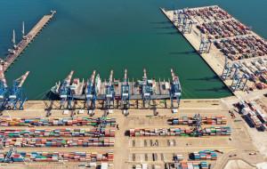 Spółka DCT wydzierżawiła kolejną działkę od Portu Gdańsk