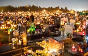 Problem z mapą cmentarza Łostowickiego