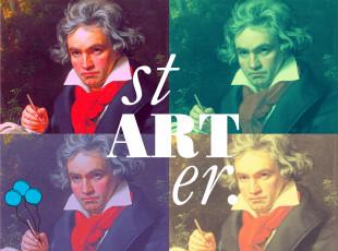 Młodzi artyści świętują 250. urodziny Beethovena