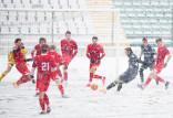 Lechia Gdańsk - Sokół Ostróda 3:0 w pierwszym tegorocznym sparingu. Atak zimy