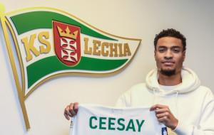 Joseph Ceesay piłkarzem Lechii Gdańsk. Transfer skrzydłowego ze Szwecji