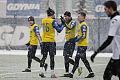 Arka Gdynia - Gryf Wejherowo 4:0 w sparingu. Mateusz Żebrowski z hat-trickiem