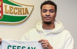 Joseph Ceesay, nowy piłkarz Lechii Gdańsk: Urodziłem się, aby grać w piłkę