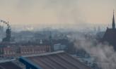 Mrozy w Trójmieście potęgują smog