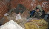 Trudny czas dla osób bezdomnych w Trójmieście
