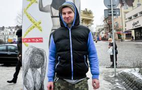 Kontrowersje wokół działalności miejskiego artysty