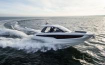 Galeon GTO 325. Pierwsza taka łódka na...