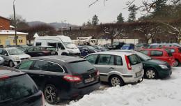 Miejski plac zamiast parkingu w centrum Oliwy