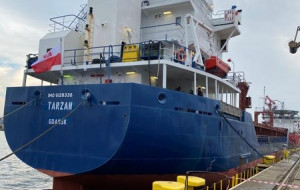 Gdański armator kupił kolejny statek