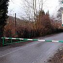 Zamknięto szlaban przy ul. Reja w Sopocie