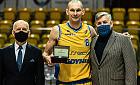Asseco Arka Gdynia - Legia Warszawa 83:92. Filip Dylewicz pobił rekord ligi