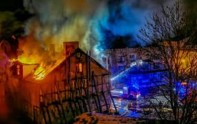 Nadpalony budynek przy pl. Wałowym zostanie odbudowany