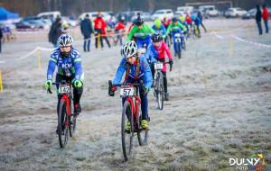 11-latka z Gdyni mistrzynią Polski w kolarstwie przełajowym