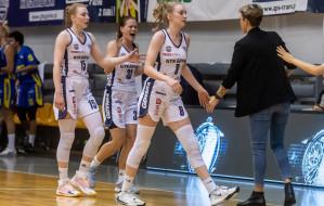 GTK Gdynia - Basket Bydgoszcz 76:86. Koszykarki walczyły przez trzy kwarty