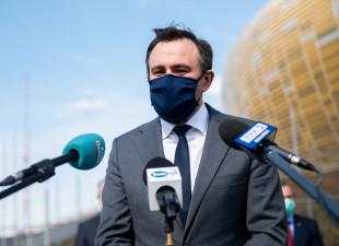 Szef pomorskiego sanepidu Tomasz Augustyniak odwołany ze stanowiska
