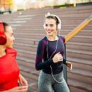 Czy muzyka pomaga w treningu?