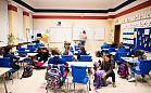 Wysoka frekwencja w szkołach podstawowych po powrocie