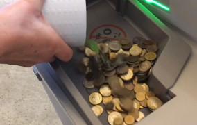 Drobniaki wymienisz w maszynie NBP