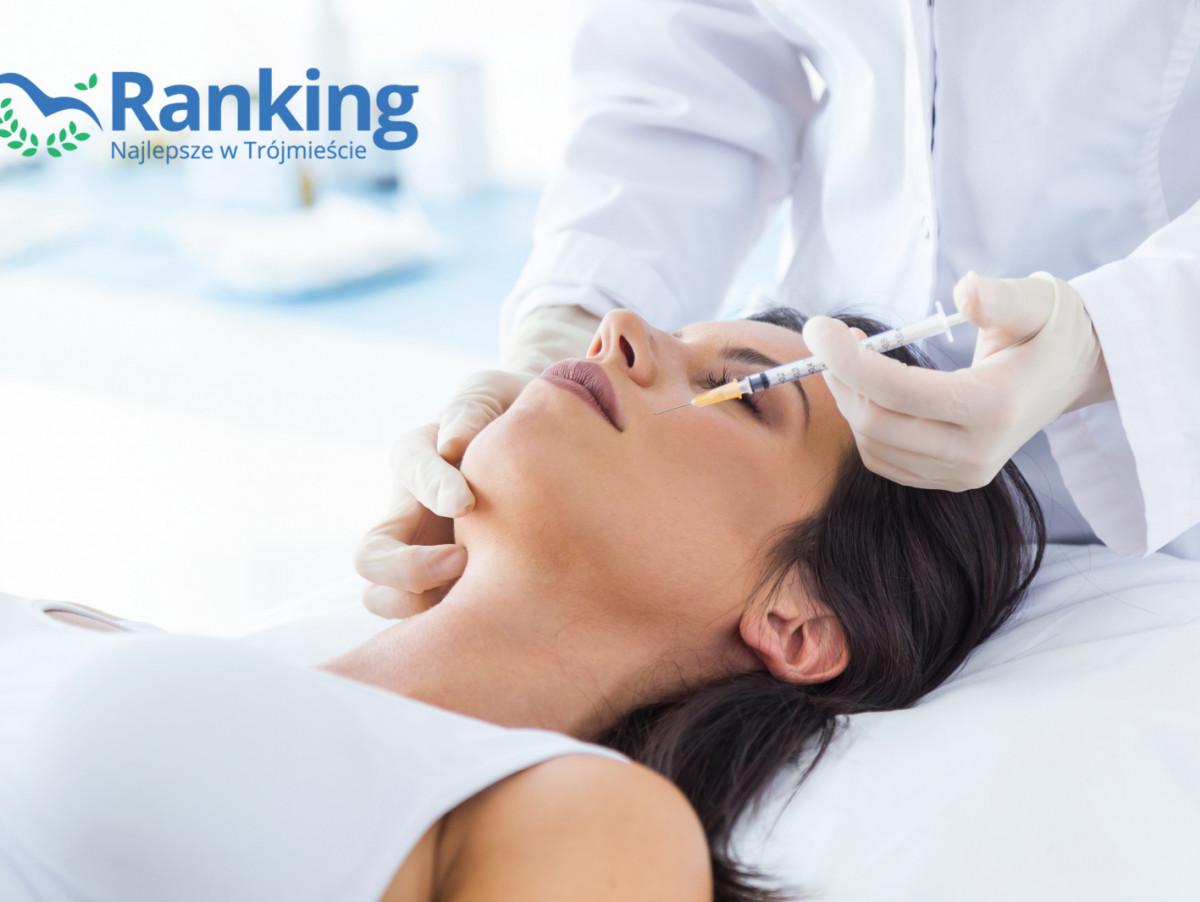 Ranking: najlepsze gabinety medycyny estetycznej w Trójmieście