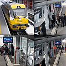 Pasażer reanimował pasażera. Pierwsza pomoc na przystanku PKM