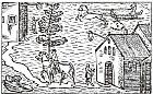 Jan Heweliusz o niezwykłym zjawisku... i zamarzniętej zatoce