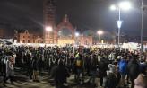 Protest kobiet na ulicach Trójmiasta