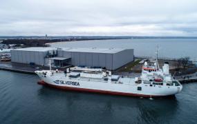 Pierwsza po Brexicie dostawa ryb do Portu Gdańsk