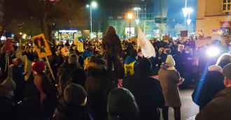 Opublikowano wyrok TK ws. aborcji. Protesty w Trójmieście