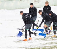 Lechia Gdańsk zagra zgodnie z planem. Zima i śnieg nie przeszkodzi w inauguracji