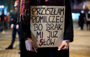 Czwartkowe protesty w Trójmieście